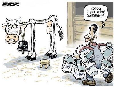 Obamamilkcow