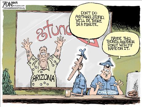 Arizonashot